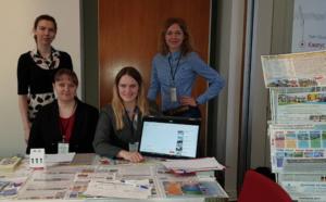 выставка «Языковые и каникулярные программы в России и за рубежом»
