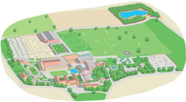 план школы