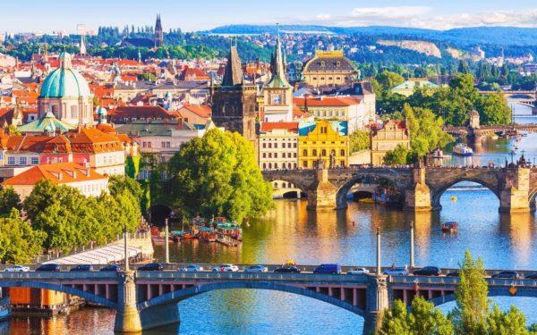 Летняя программа в Праге