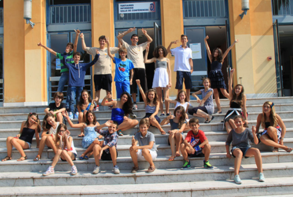 Летняя языковая школа в Ницце