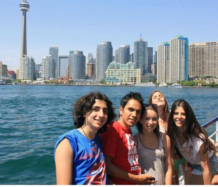 Летняя языковая школа в Торонто