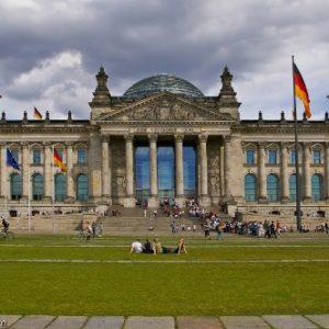 Осенние каникулы в Германии. Берлин + Дрезден