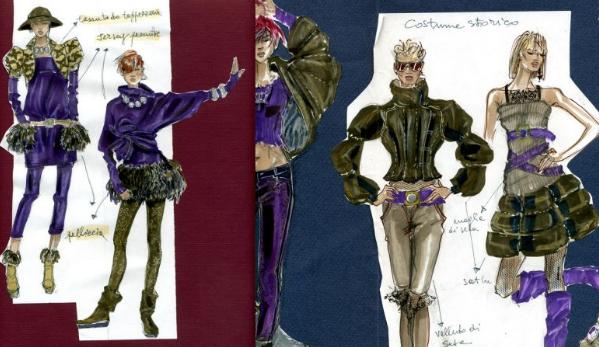Летний курс «Дизайн одежды» в Италии