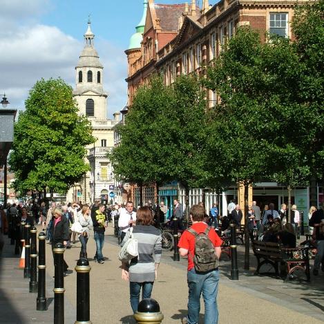 Великобритания: английский язык для деловых людей в Вустере