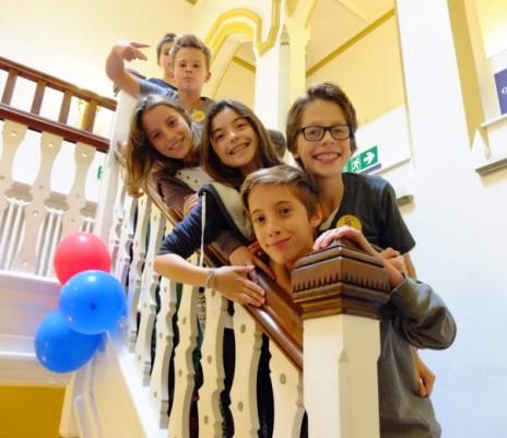 Ученики получают и развивают здесь навыки, которые создают основу для будущей образовательной и профессиональной жизни.